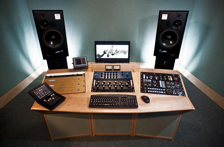 Alchemy Music Studios