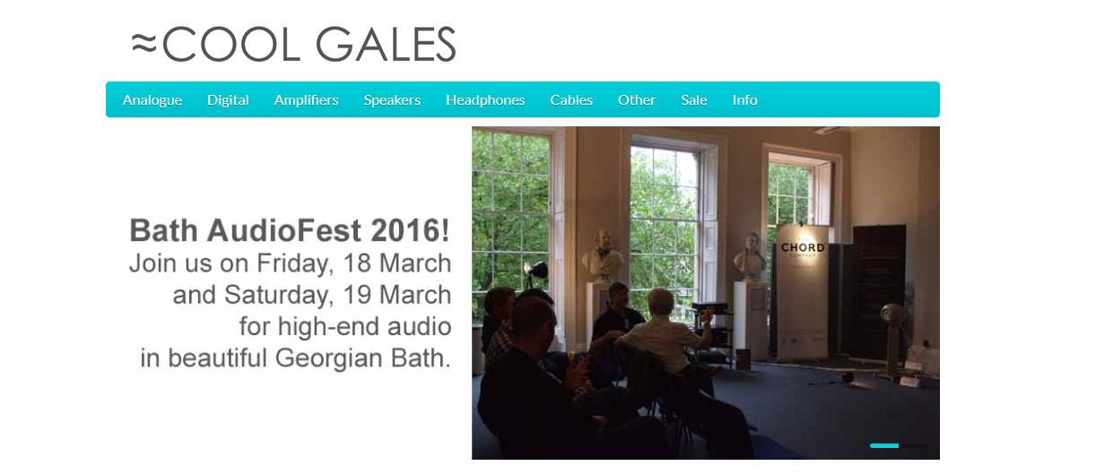 Bath AudioFest 2016  – Fri 18 & Sat 19 March – Bath UK