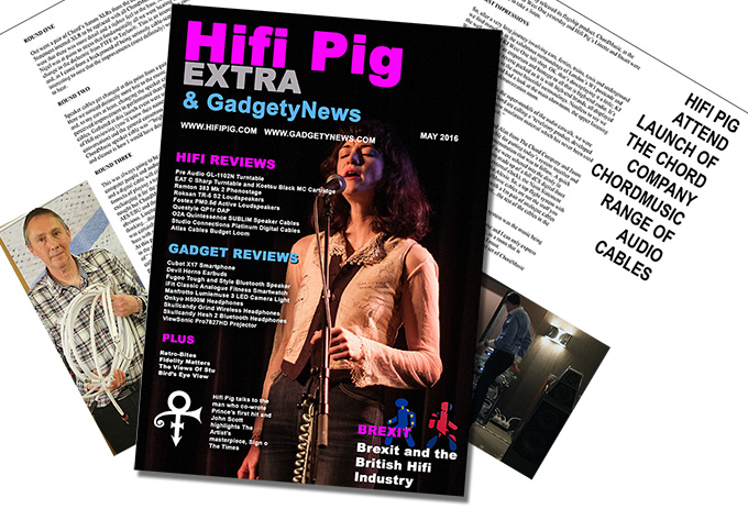 ChordMusic launch feature in Hi-Fi Pig May 2016