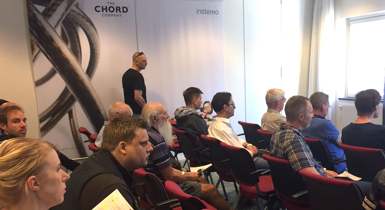 Chord Company: The Sweden Connection