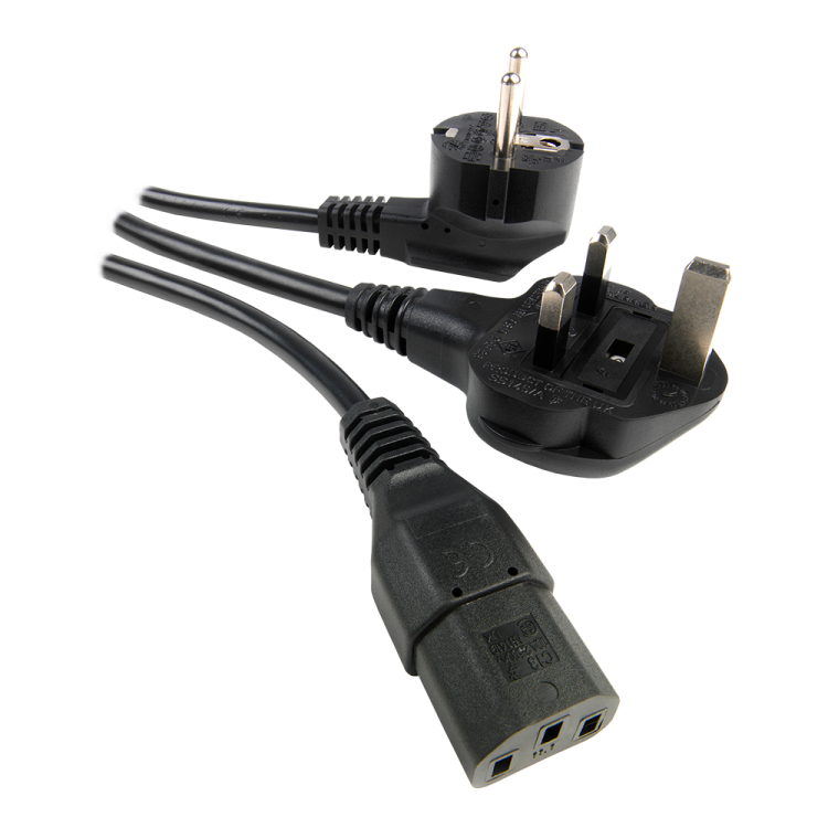 C Power Shielded Cable 15m