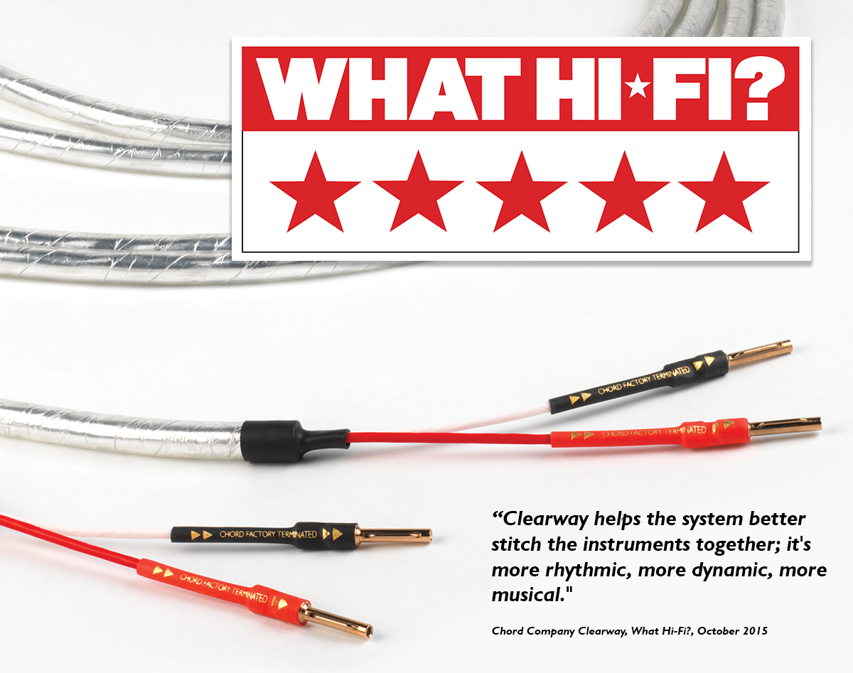 Best speaker cable 2018 What HiFi - induced info