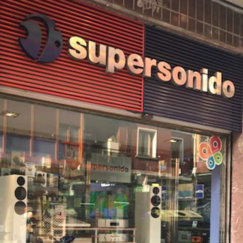 Chord Company Espana – Visit to Supersonido