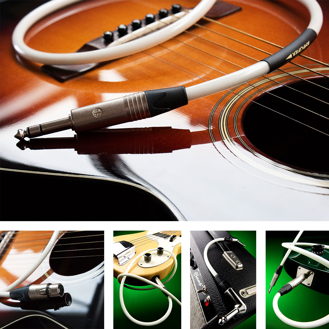 Cream Of The Crop High Performance Guitarinstrument Cables From